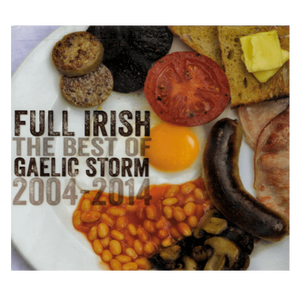 FULL IRISH CD