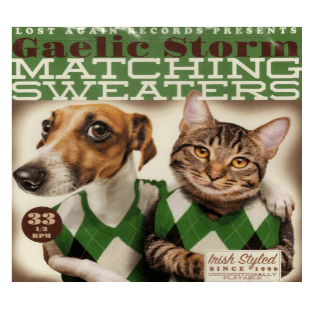 Matching Sweaters CD
