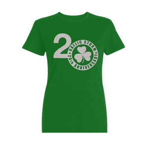 Ladies 20th Anniversary Tee