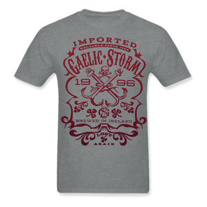 Grey Whiskey Tee