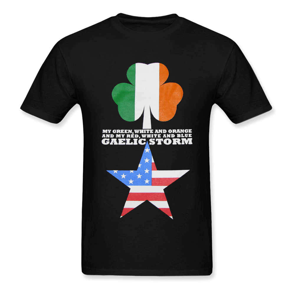 Irish and American Tee