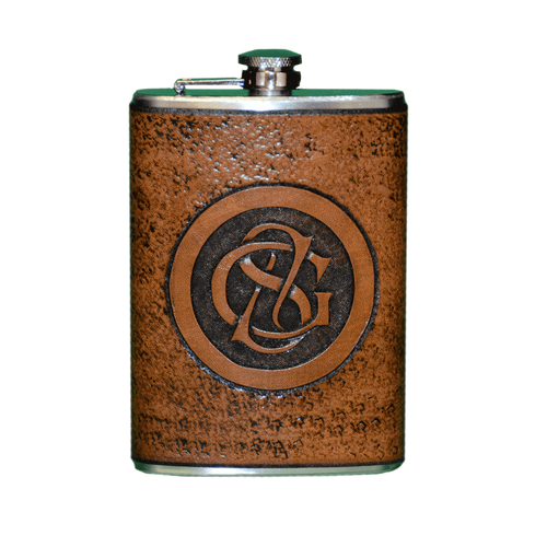 Gaelic Storm Handcrafted Whiskey Flasks