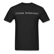 Load image into Gallery viewer, Youth Storm Warning Tee - Black