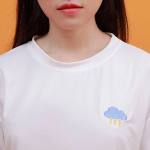 """WEATHER"" SHIRTS"