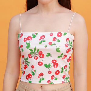 """CHERRY POP"" CROP TOP"
