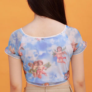 """SWEETIE"" CROP TOP"