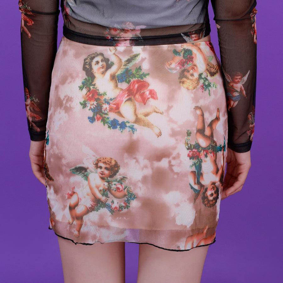 """ANGELIC"" PENCIL SKIRTS"