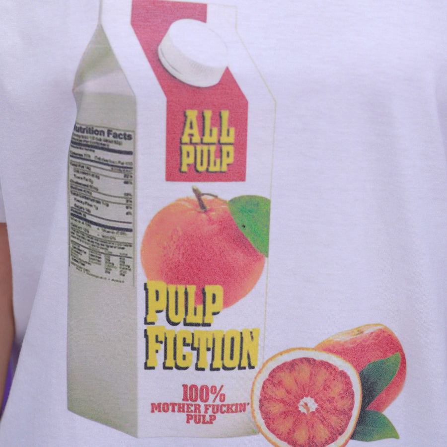 """PULP FICTION JUICE"" SHIRT"