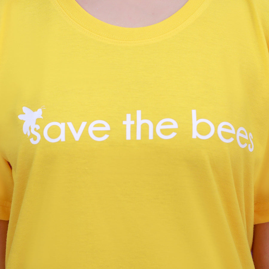 """SAVE THE BEES"" SHIRT"