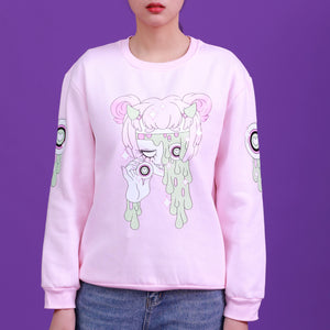"""OH SO GLOOPY"" SWEATSHIRT"