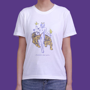 """MOON CHILD"" SHIRT"
