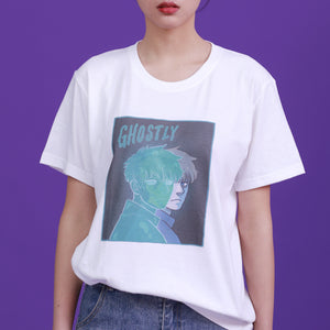 """GHOSTLY"" SHIRT"