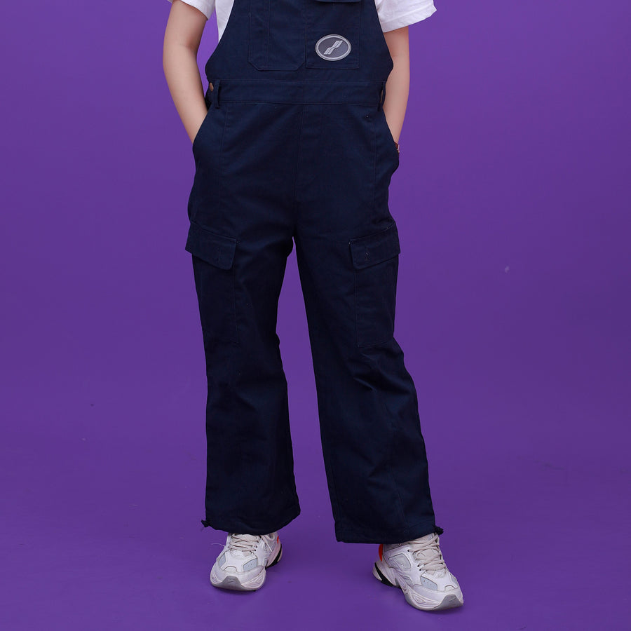 """BLUE"" OVERALLS"