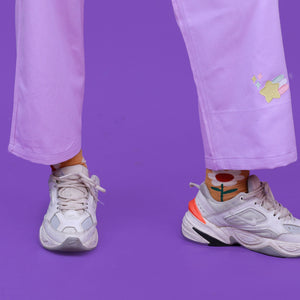 """PASTEL PURPLE"" PANTS"