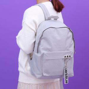 """PIERCED"" BACKPACKS"