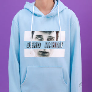 """DEAD INSIDE"" HOODIES"