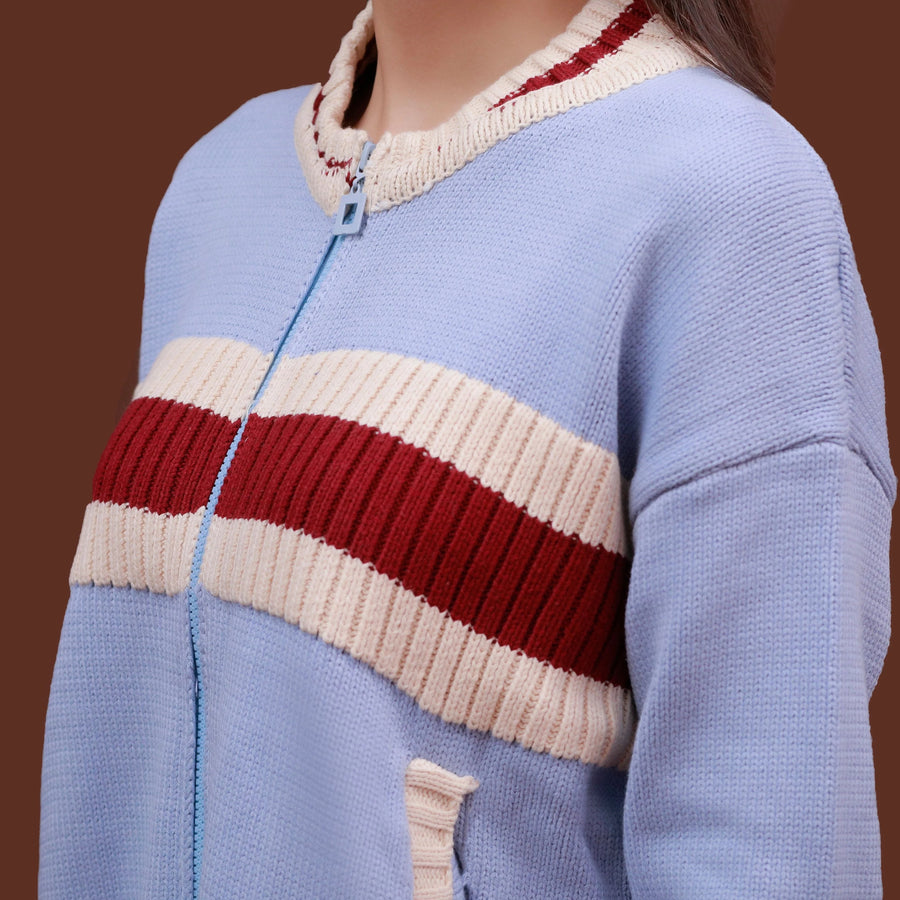"""HOT AND COLD"" CARDIGAN"