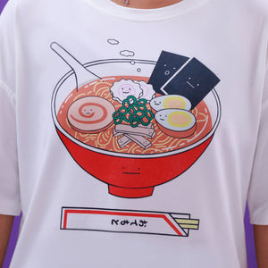 """BOWL OF RAMEN"" SHIRT"