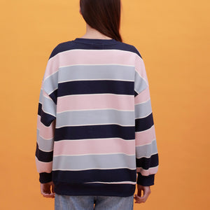"""STRIPED"" SWEATSHIRTS"