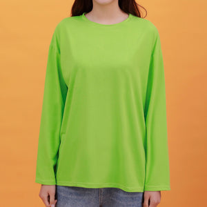 """BASIC COLORED"" LONG SLEEVES"