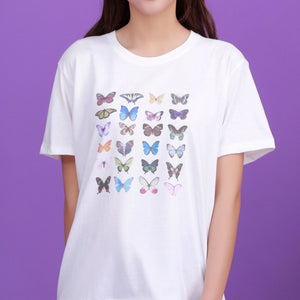 """LET'S BUTTERFLY AWAY"" SHIRT"
