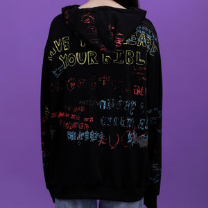 """GRAFFITI"" HOODIES"