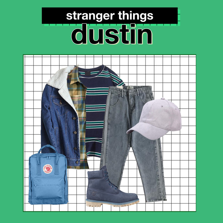 STRANGER THINGS (6 OUTFITS)