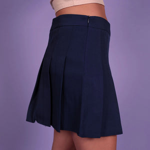 """RUFFLED"" HIGH-WAISTED SKIRTS"