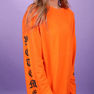 """OVERSIZED"" LONG SLEEVES"