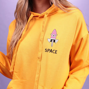 """SPACE"" HOODIES"