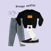 GRUNGE (5 OUTFITS)