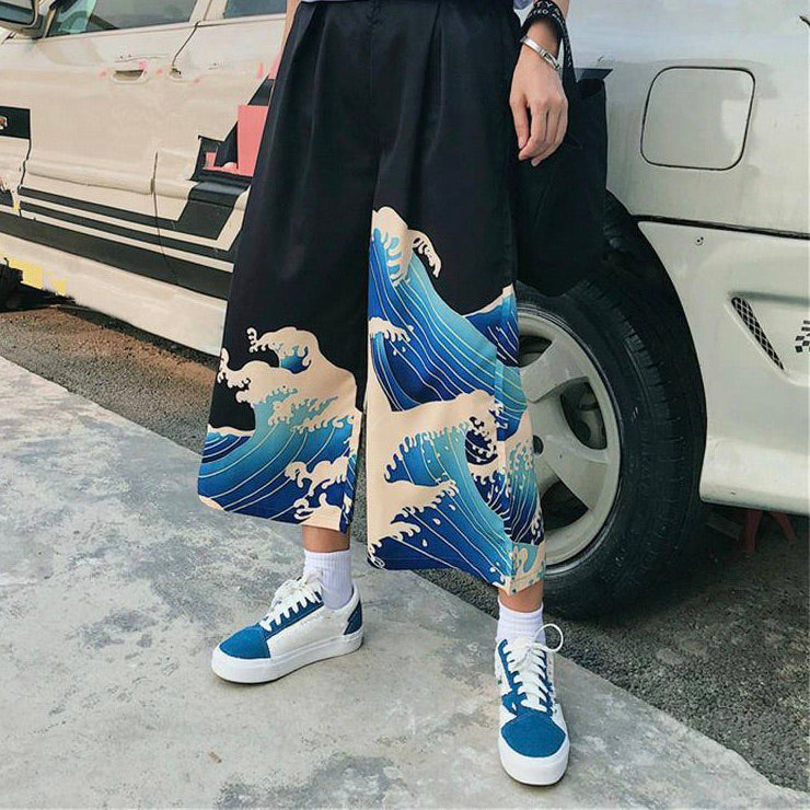 """""""Tsunami"""" Pants by Aesthentials"""