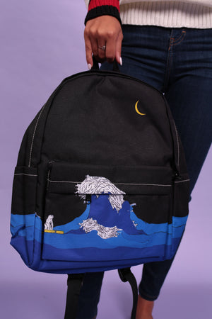 """MONSOON"" BACKPACK"