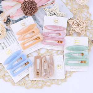 """OPALESCENT"" HAIRPINS"