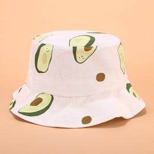 """AVOCADO"" BUCKET HATS"