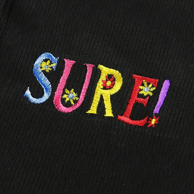 """SURELY COLORFUL"" CROP TOP"