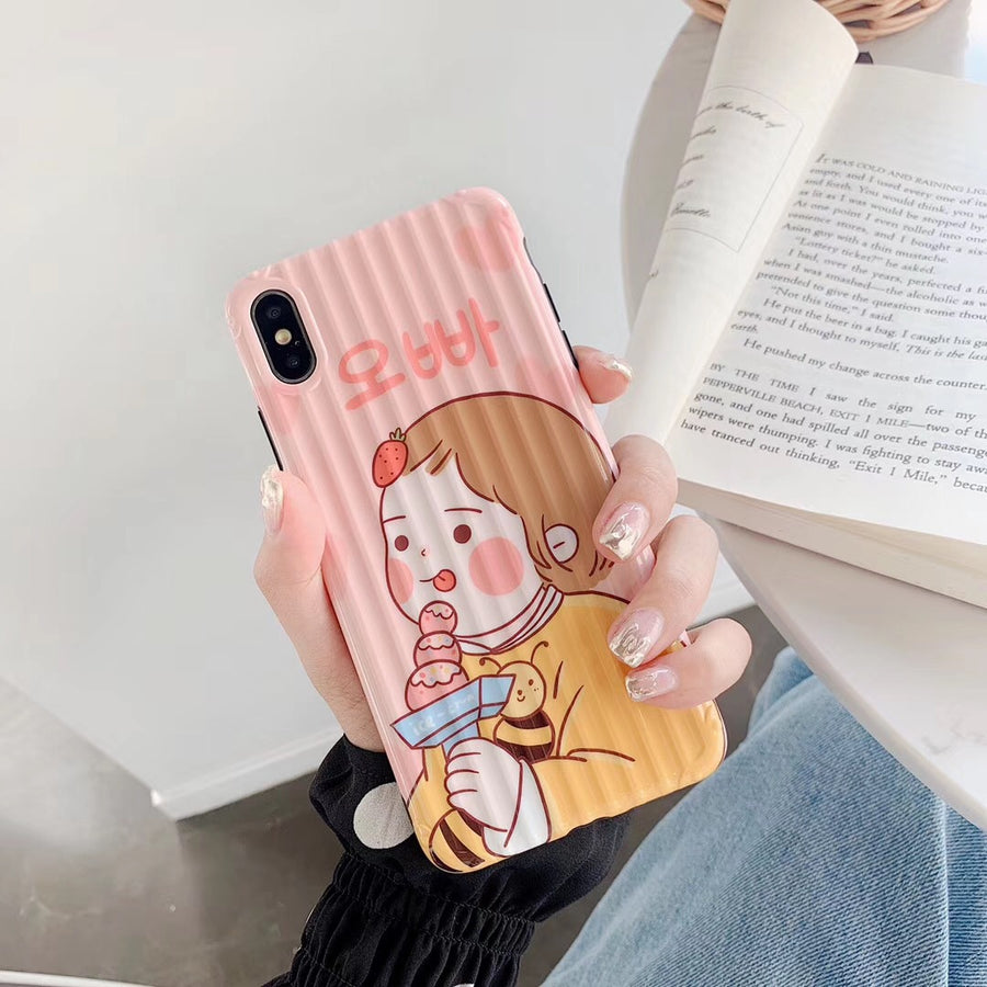"""CUTE & OPPA"" CASES"