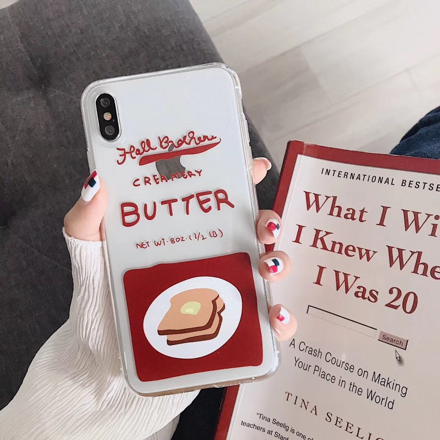 """BUTTERED TOAST"" CASES"