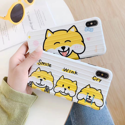 """SMILE, WINK, CRY"" CASES"