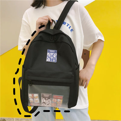 """ANIMAL HAPPY"" BACKPACKS"