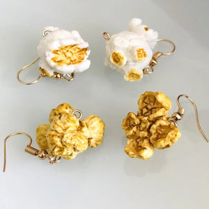 """POPCORN"" EARRINGS"