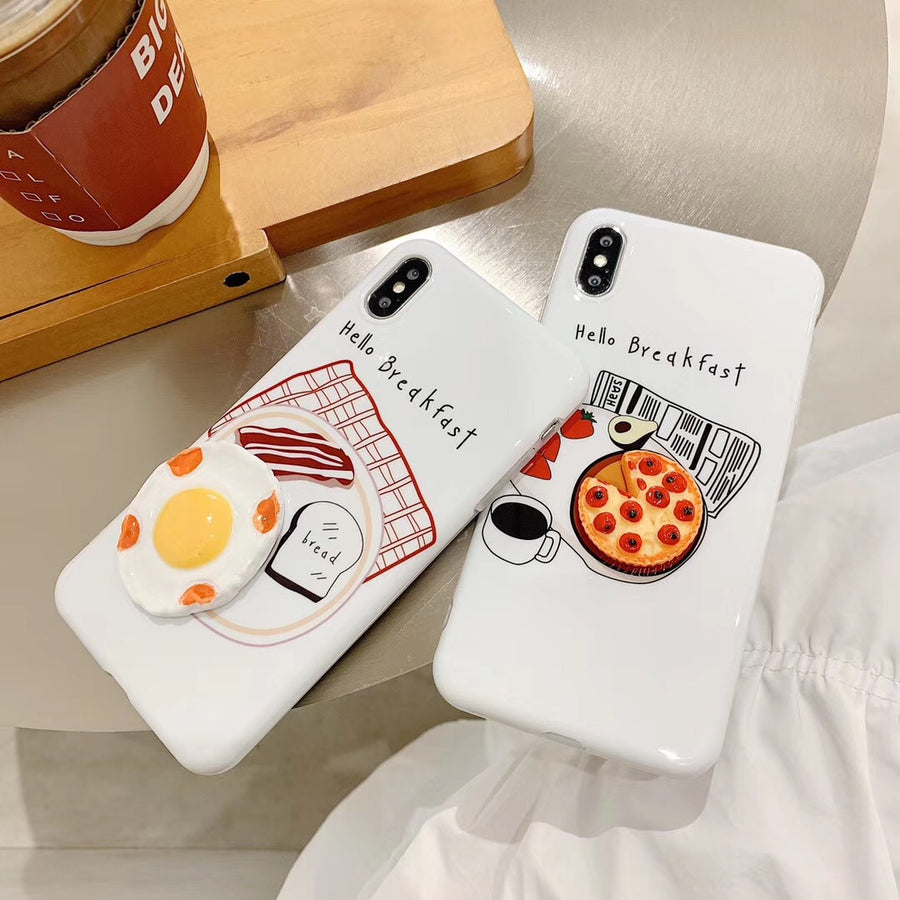 """HELLO BREAKFAST"" CASES"