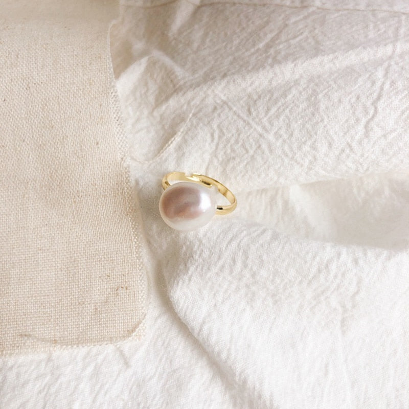 """PEARL"" RING"