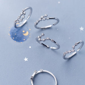 """CONSTELLATION"" RINGS"