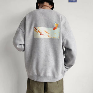 """FISHY"" SWEATSHIRTS"
