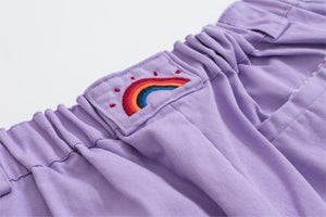 """LAVENDER RAINBOW"" PANTS"