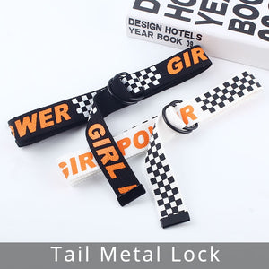 """GIRL POWER"" BELTS"