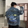 """STARRY NIGHT"" DENIM JACKETS"