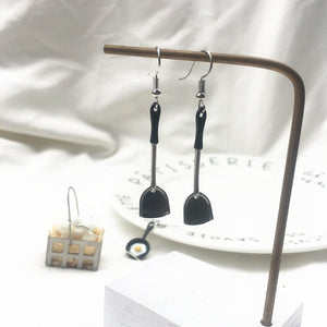 """EGGS"" EARRINGS"