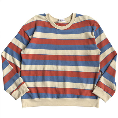 """RED-BLUE"" SWEATSHIRTS"